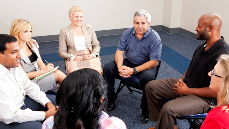 Why Group Therapy Works